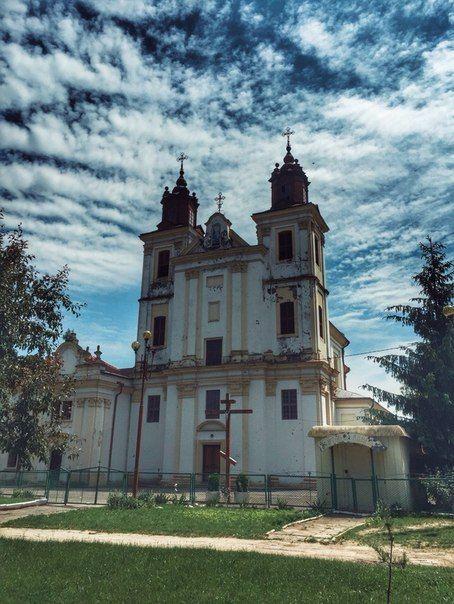 смт Богородчани, Домініканський костел