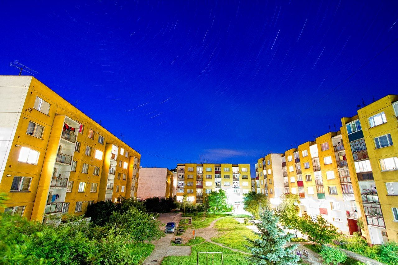 Житловий масив, смт Богородчани