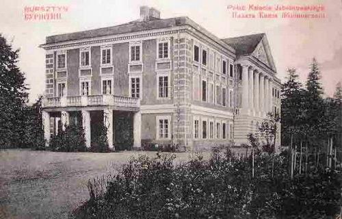 Палац князя Яблонського, 1911 р.