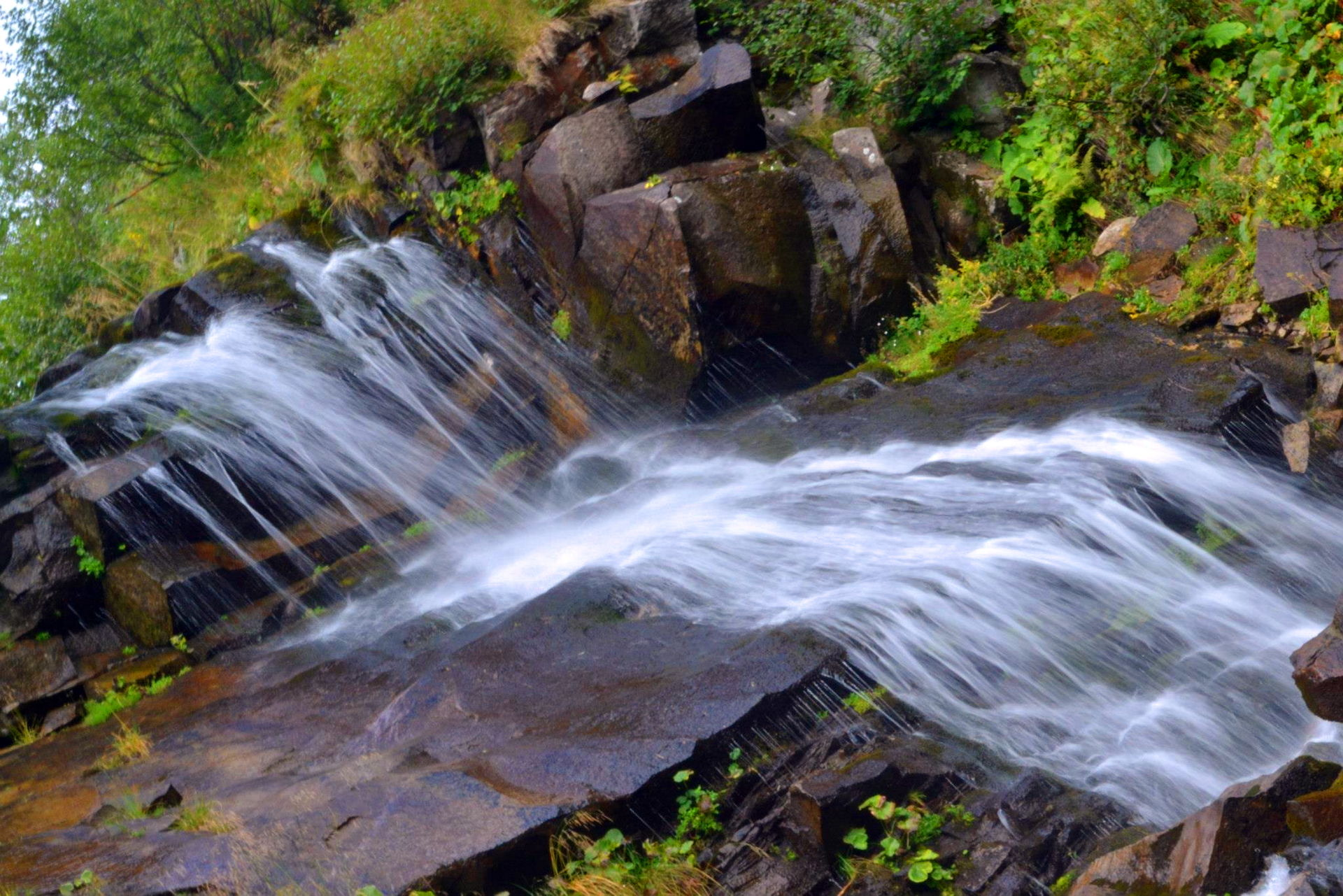 Водоспади Дзембронські