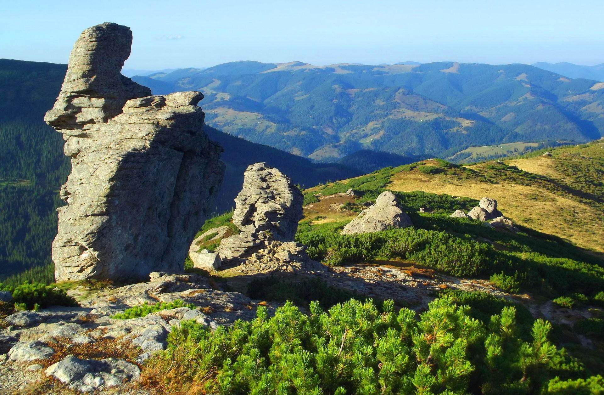 гора Ушастый Камень