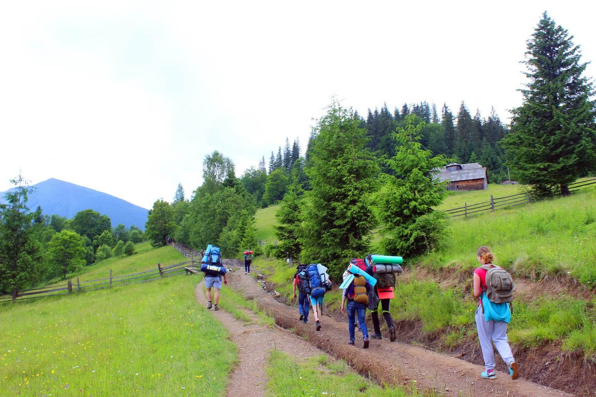 Село Дземброня - найвисокогірніше карпатське село