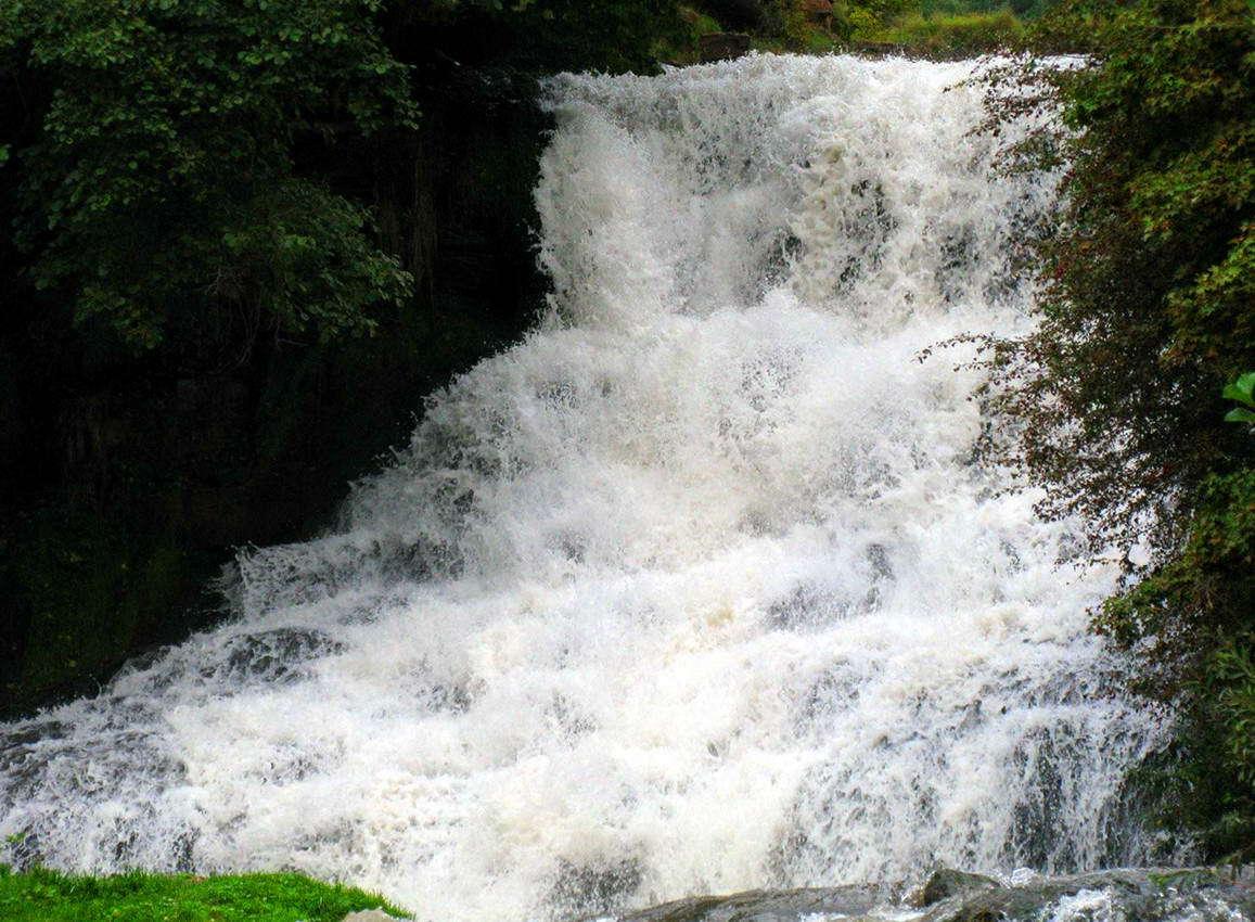 Водоспад Джуринський