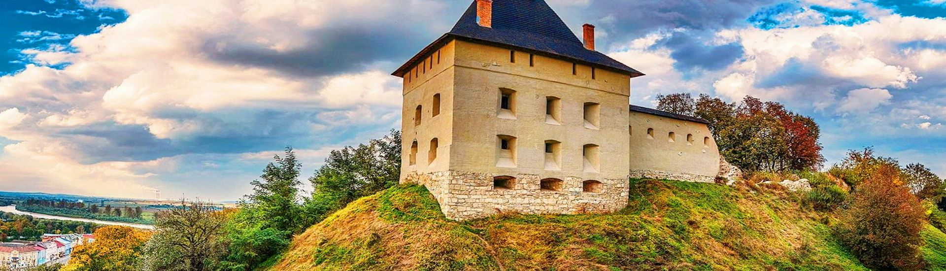 Старостинський замок