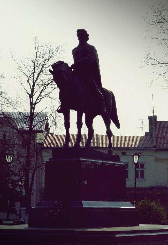 Пам'ятник королю Данилові Галицькому в м. Галич