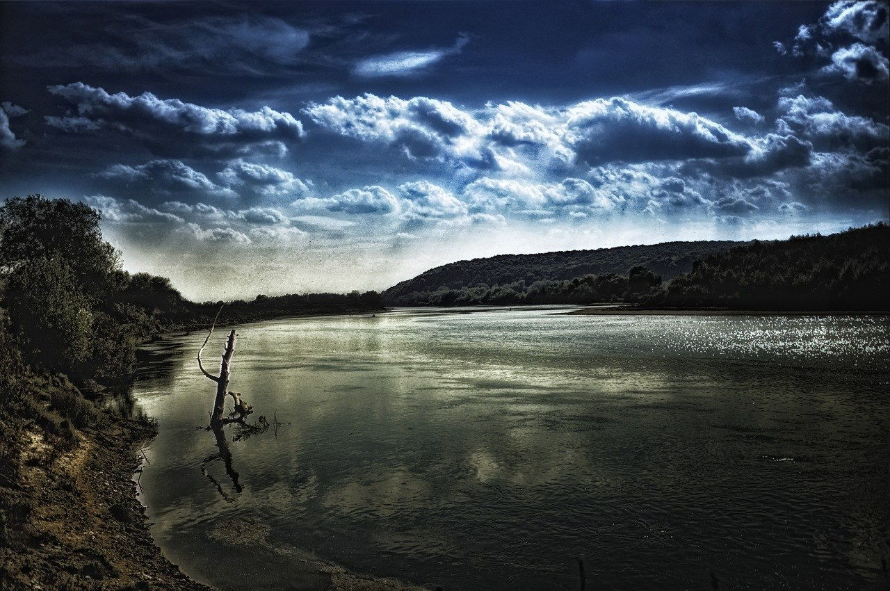 Річка Дністер в Галичі