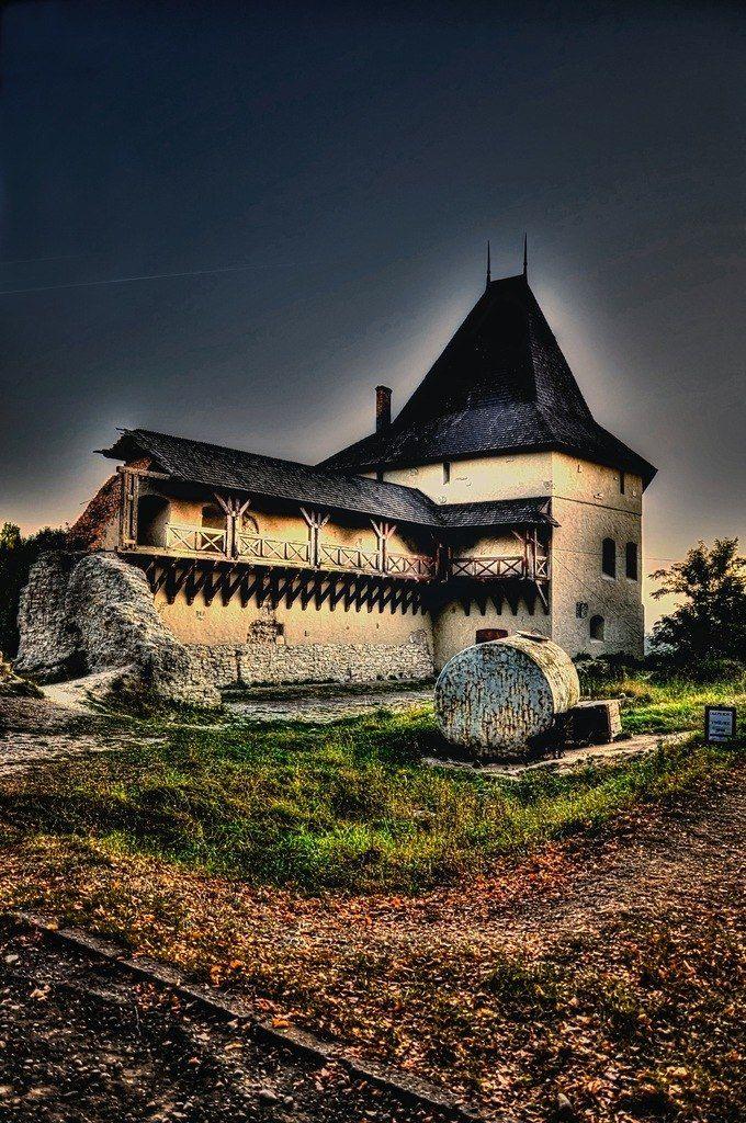 Галицький (Старостинський) замок