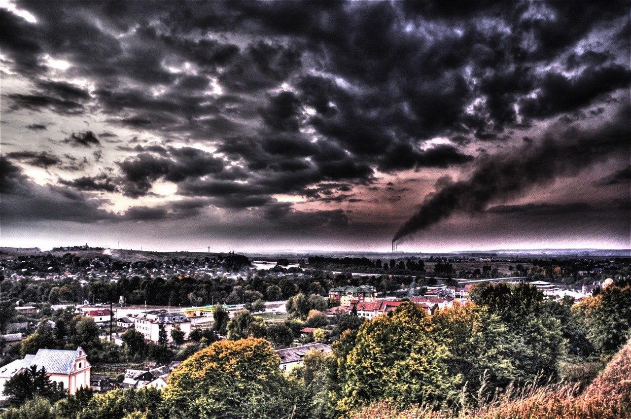 Галич, панорама міста