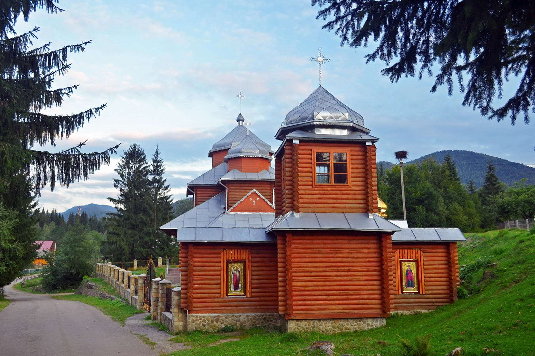 Івано-Франківська область, с. Гута