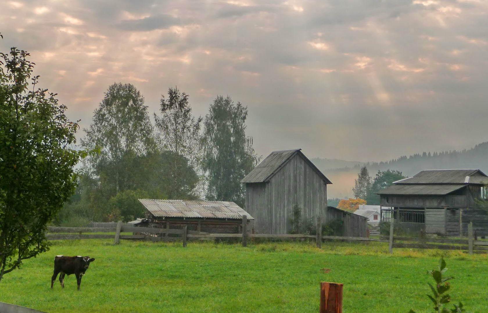 Ільці - карпатське гірське село