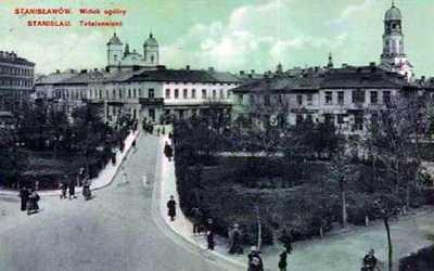 Панорамный вид. Станислав