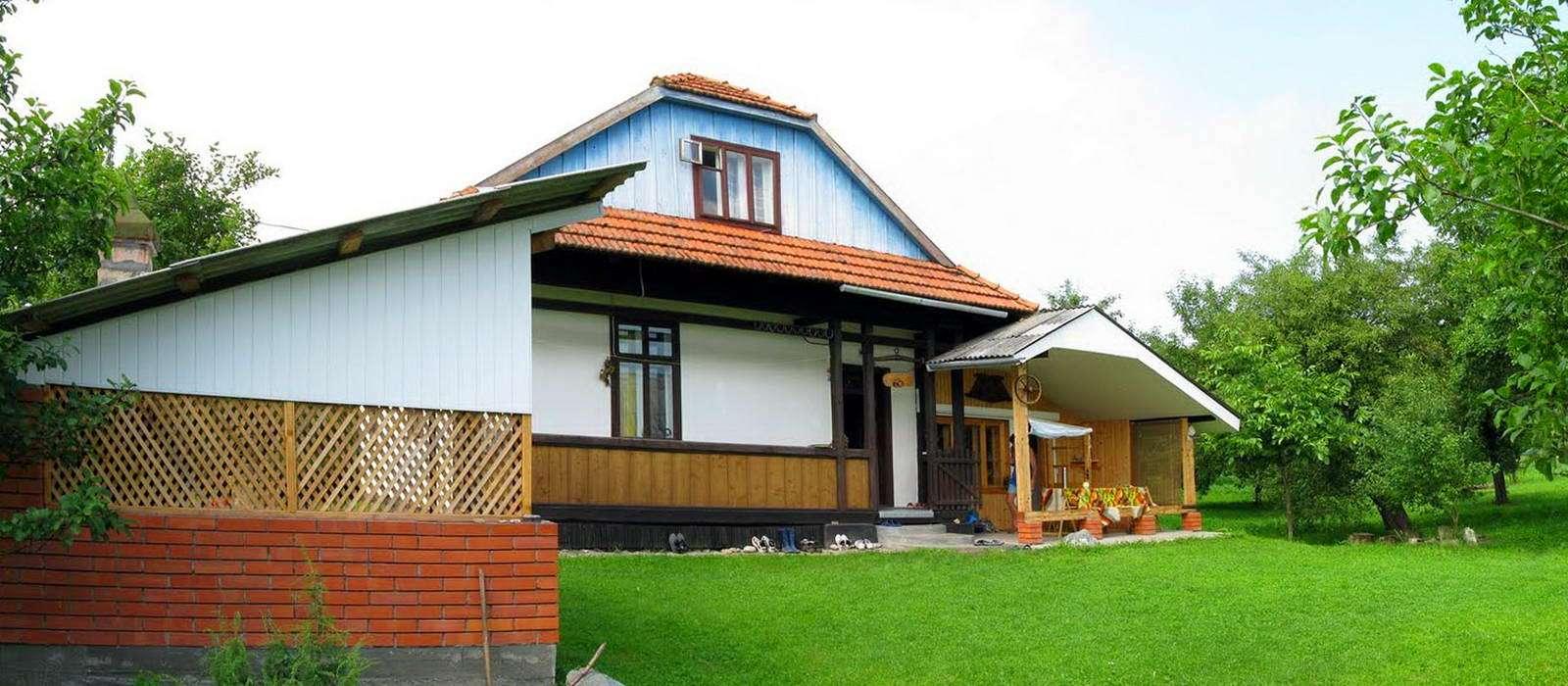 Косовский район, усадьба в пгт Яблунов