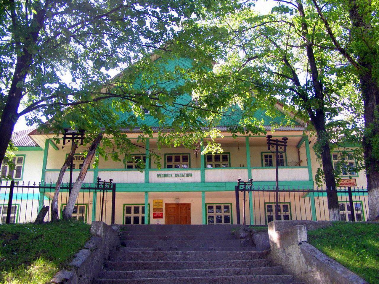 Верховинський район, туристичне гірське село Яблуниця