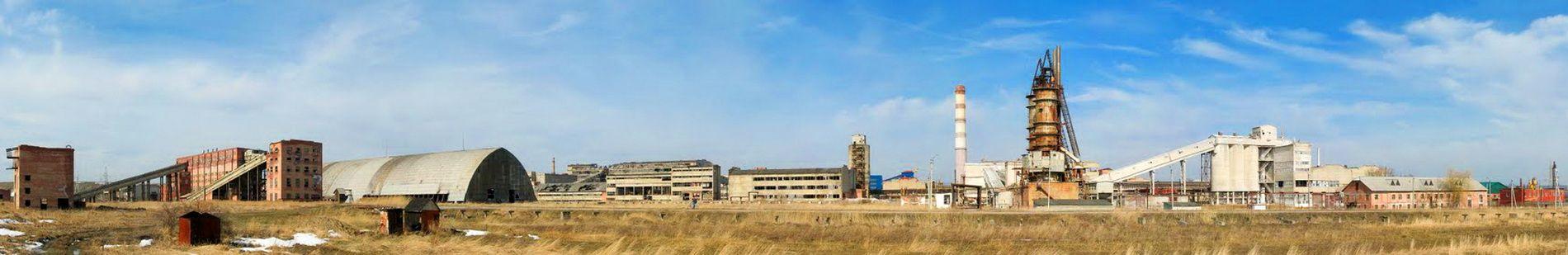Магнієвий завод, м. Калуш