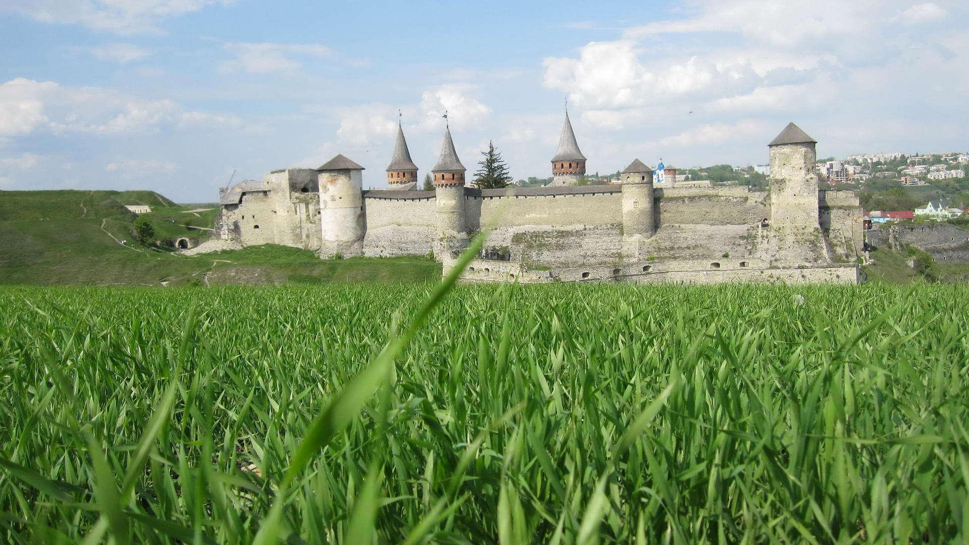 Фортеця в Кам'янець-Подільську