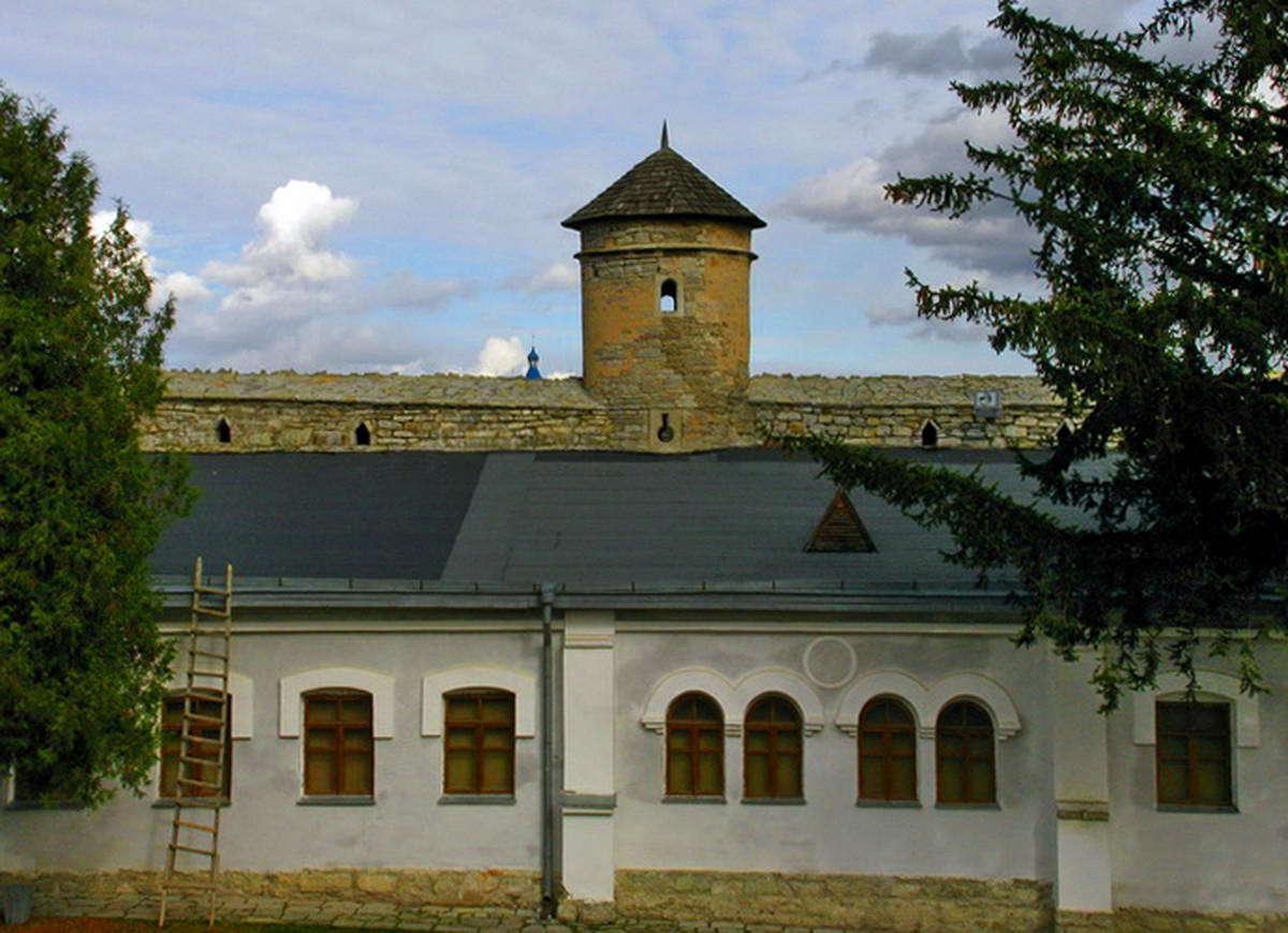 Комендантська башта в Кам'янець-Подільському замку