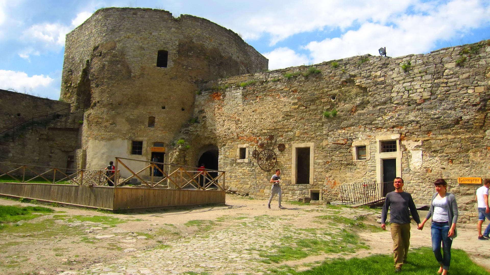 Ляська башта в Кам'янець-Подільському замку