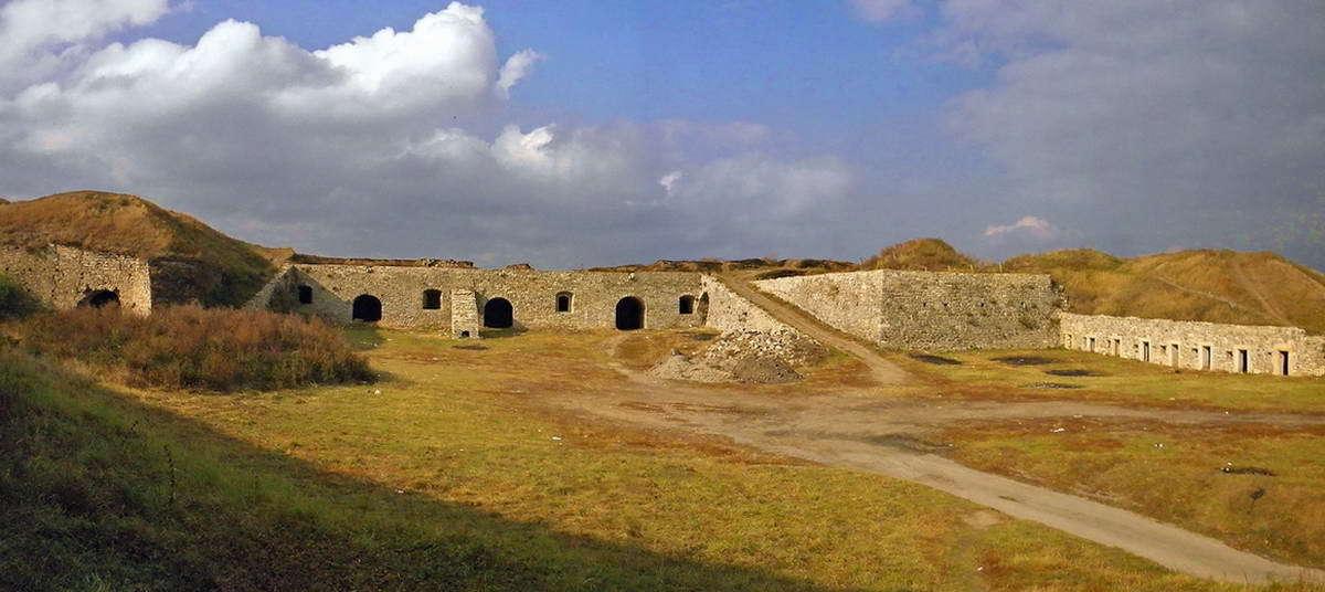 Новий замок в Кам'янець-Подільській фортеці