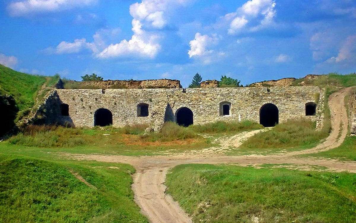 Західний бастіон в Кам'янець-Подільському замку