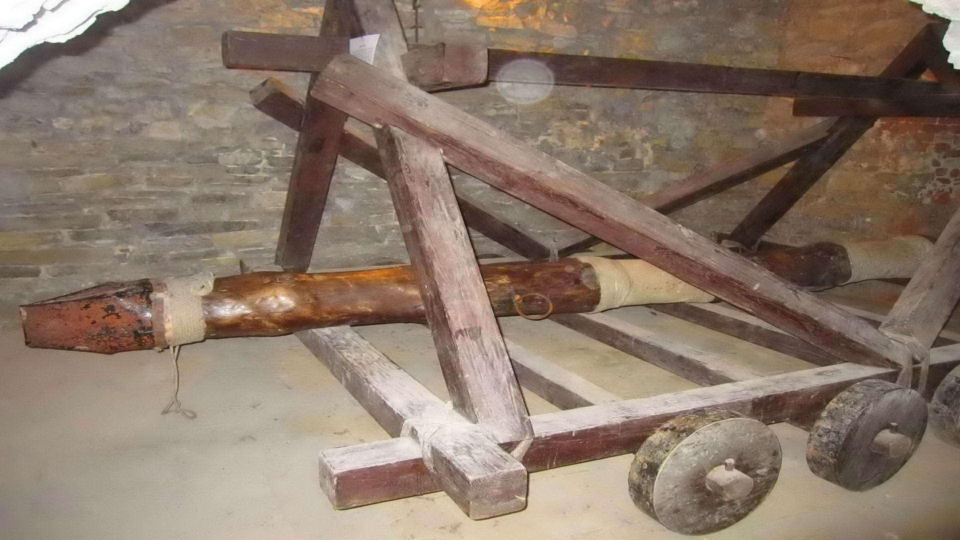 Хотинська фортеця, підвальний музей