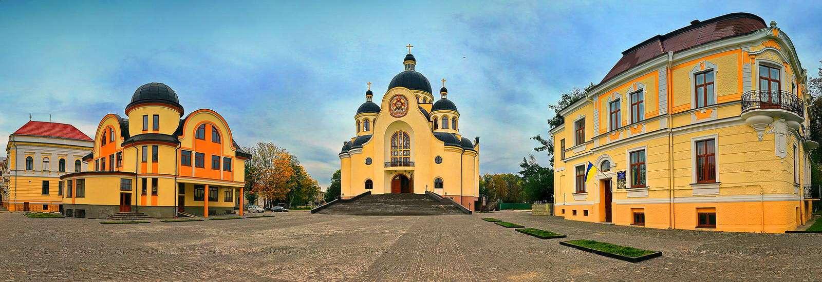 Катедральний собор, м. Коломия
