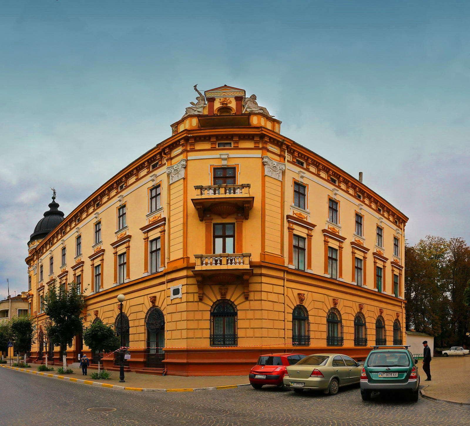 Музей народного мистецтва в місті Коломия