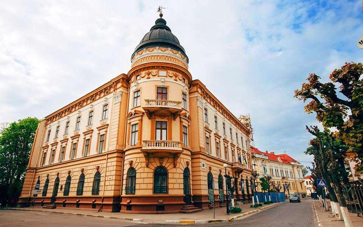 Музей гуцульщини та покуття в місті Коломия