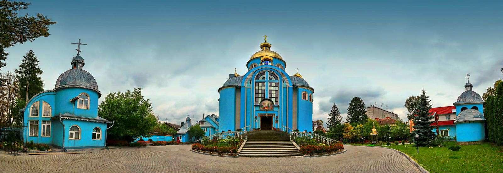 Успенський собор в м. Коломия