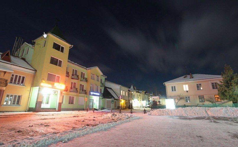 г. Косов, центральная часть города