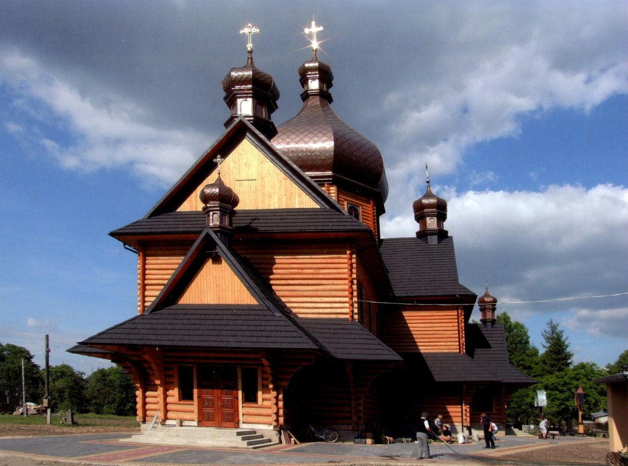 Церковь св. Василия в г. Косов