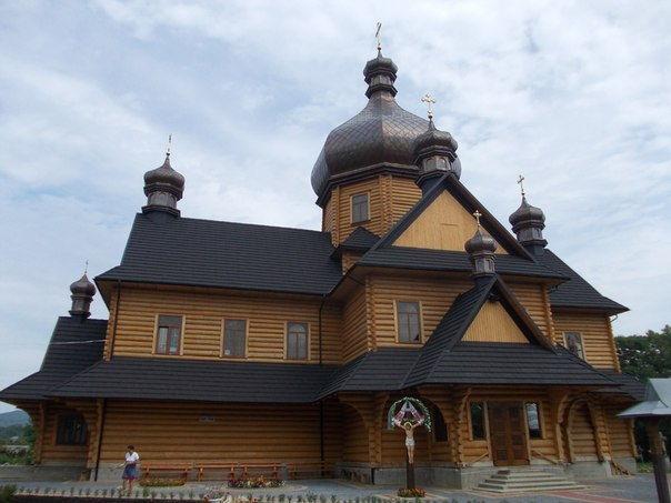 г. Косов, церковь св. Василия