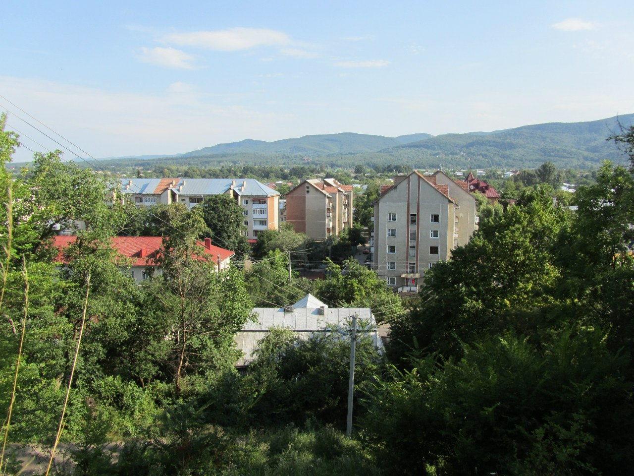 Панорама г. Косов