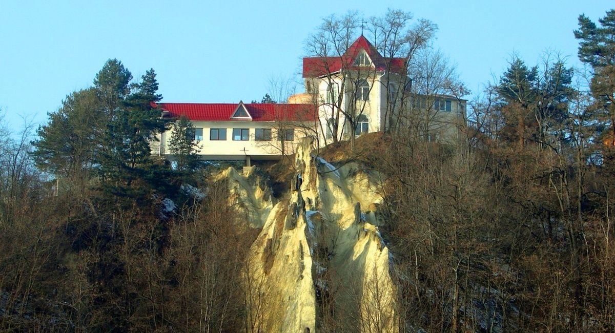 Замковая (Городская) гора в Косово