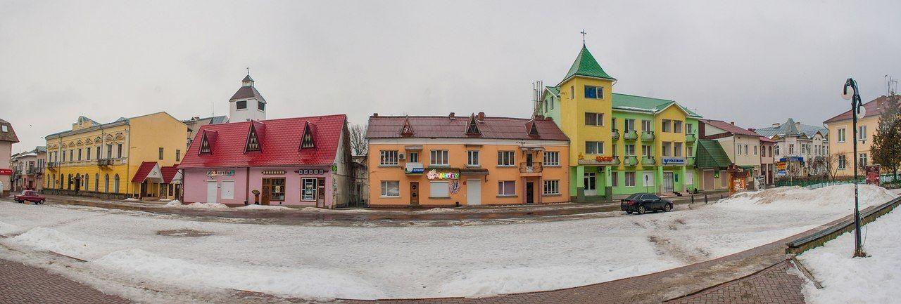 Зимний Косов