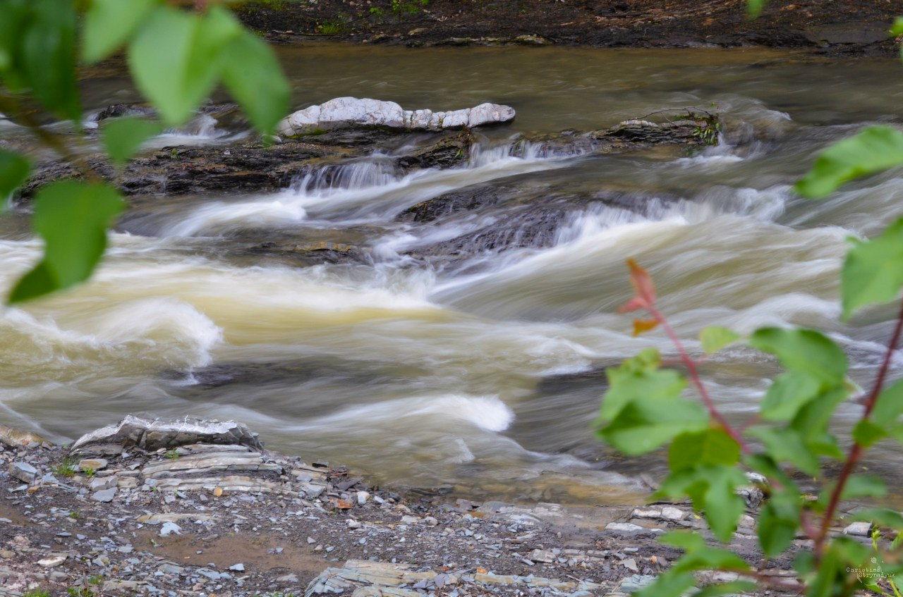 Река в Косове