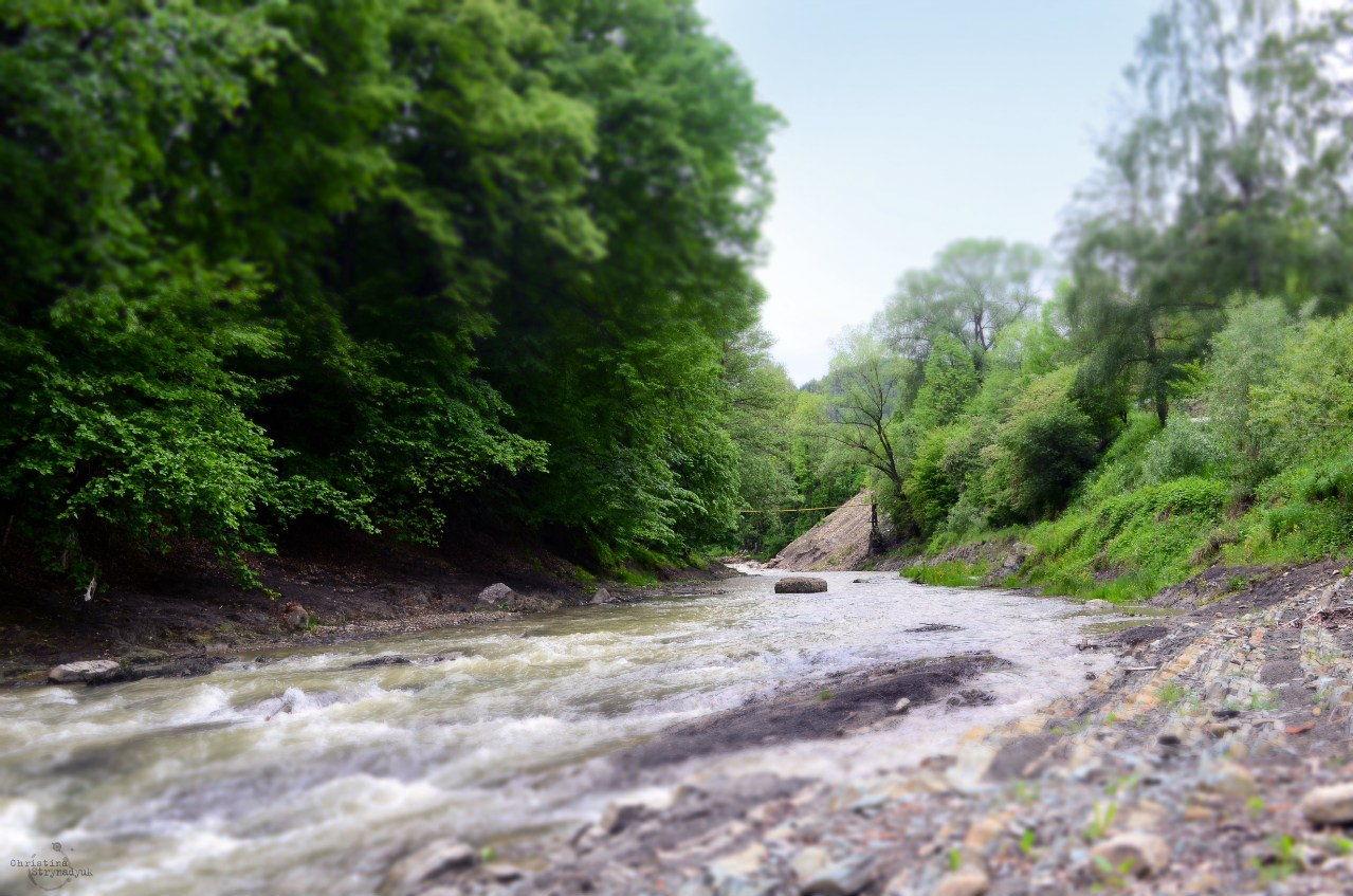Косовская река