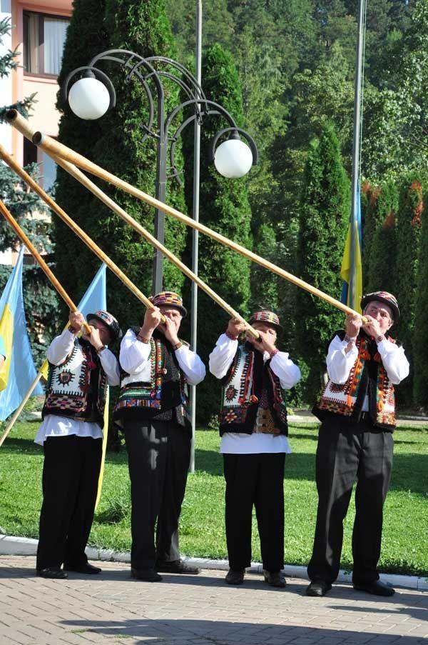 Лучшие традиции гуцульщины