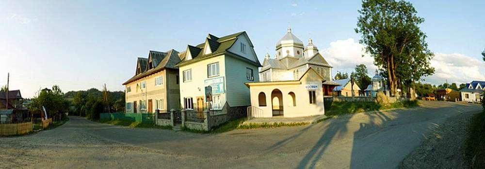 Івано-Франківська область, село Космач
