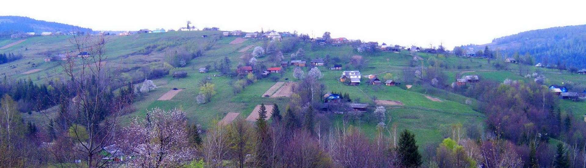 Чарівне карпатське село Космач