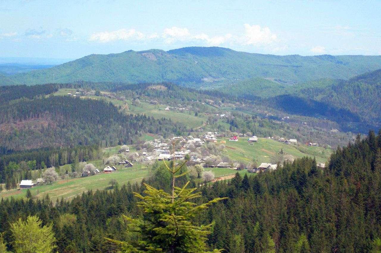 Село Космач, Косівський район