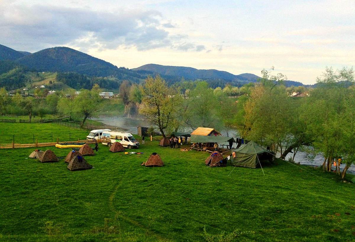 Карпатське туристичне село Красник