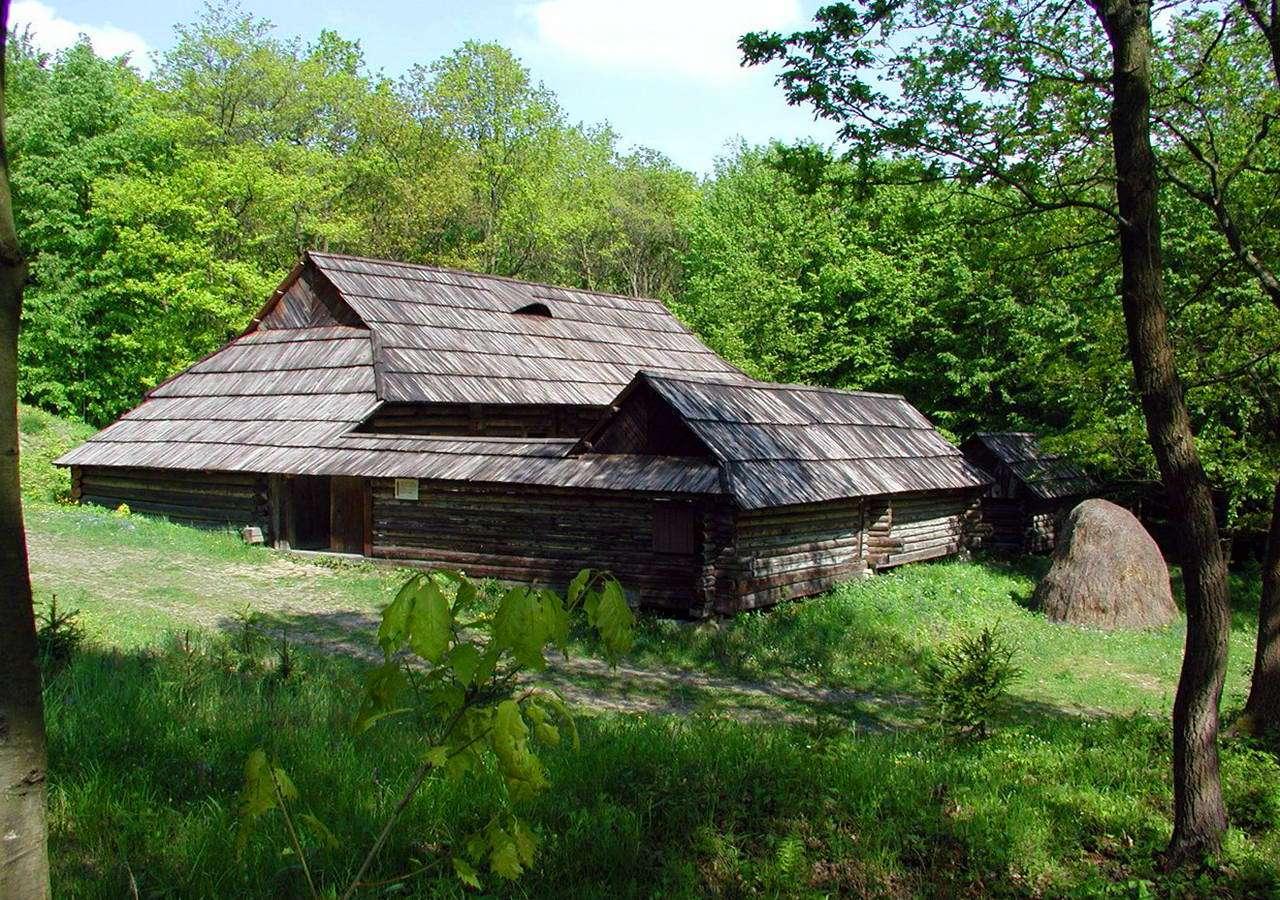 Музей побуту та архітектури Прикарпаття в с. Крилос