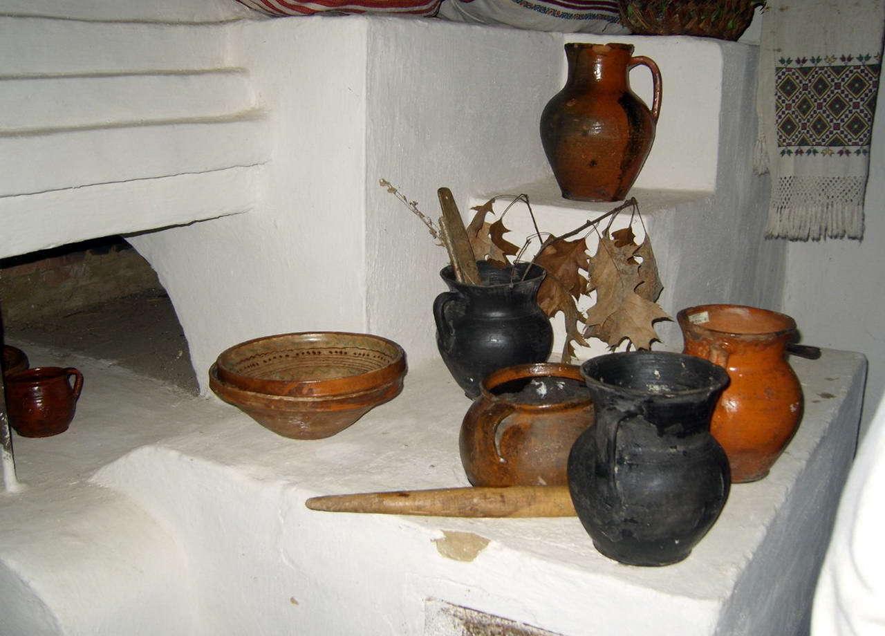 с. Крилос, музей побуту та архітектури Прикарпаття
