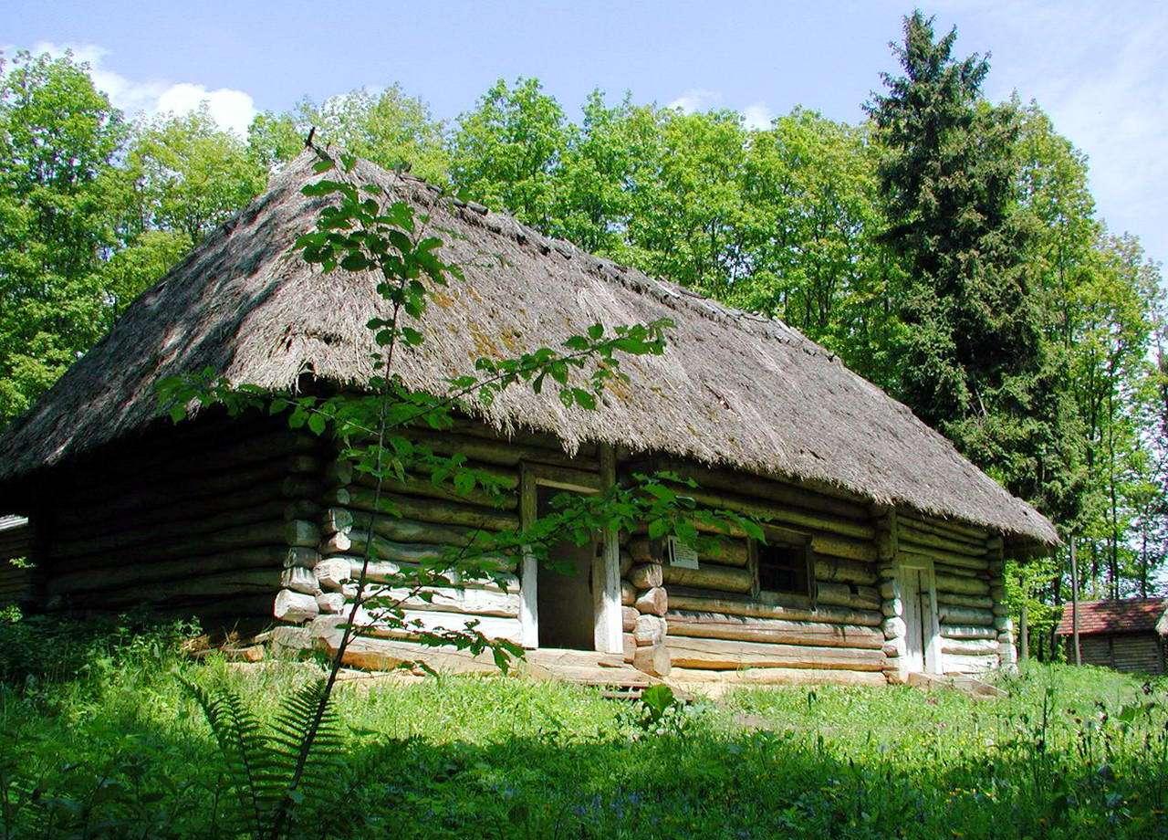 с. Крилос, музей народної архітектури