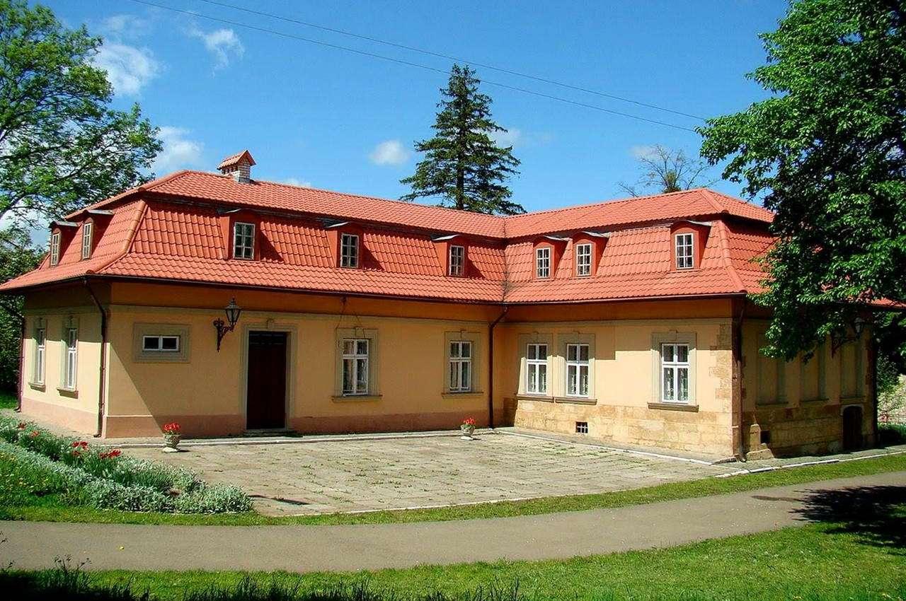 с. Крилос, музей митрополичі палати
