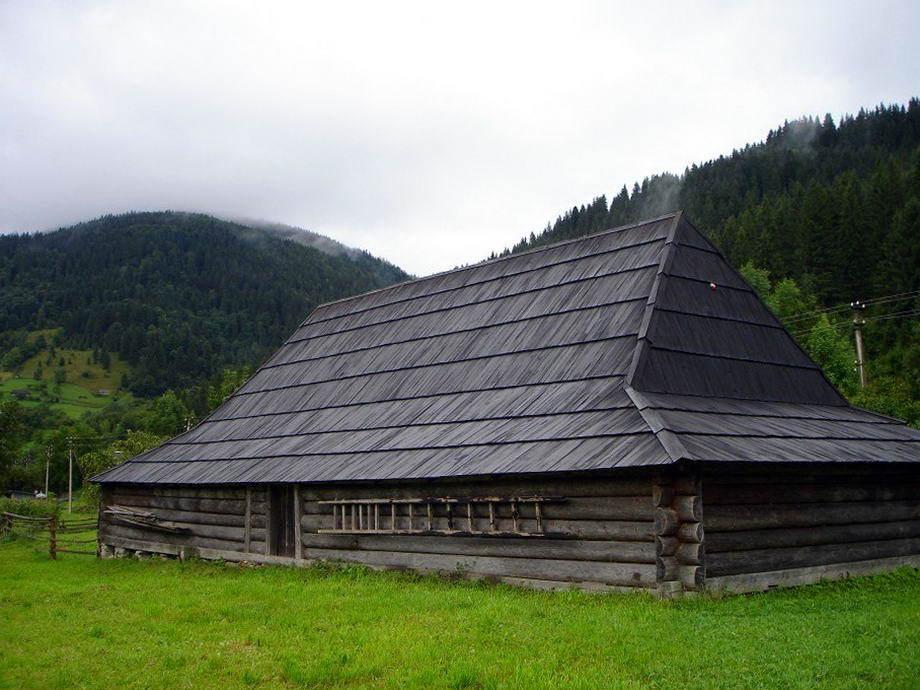 с. Криворівня, музей Франка
