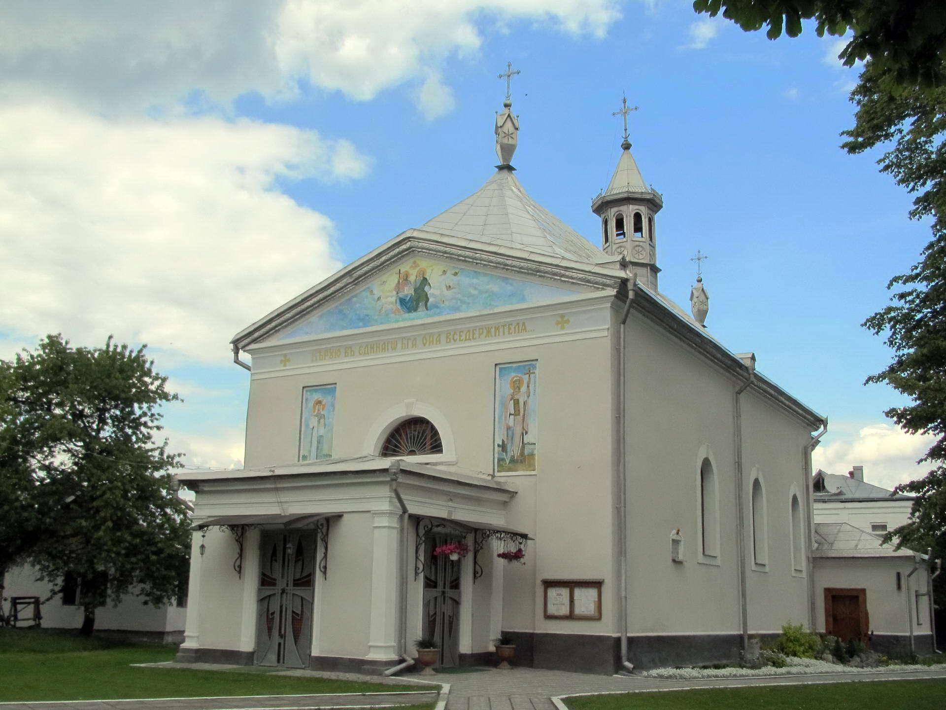Косівський район, церква в смт Кути