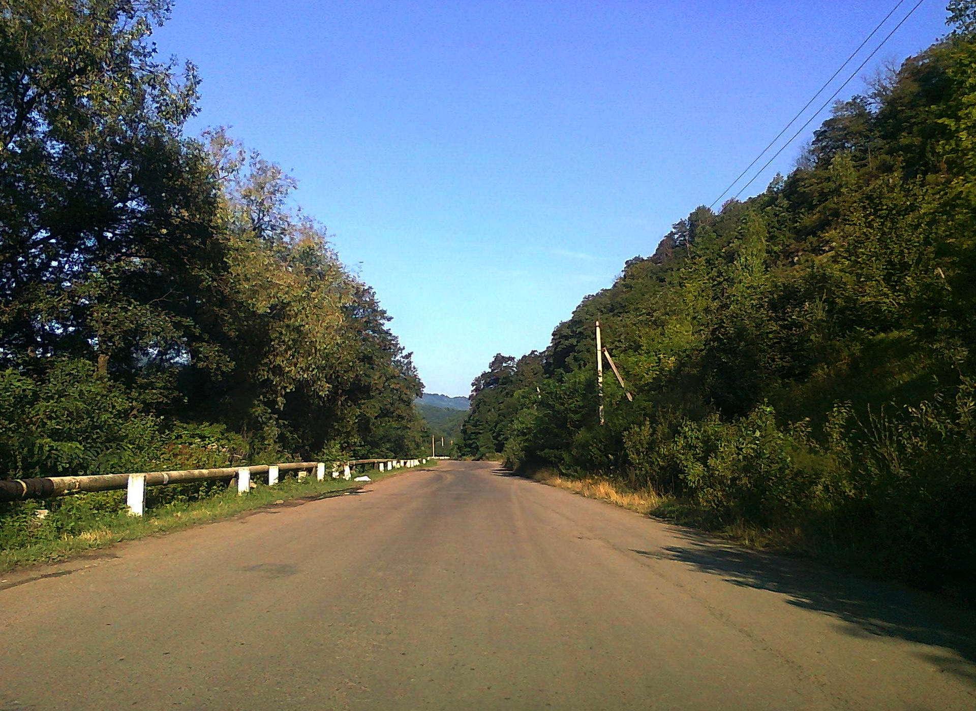 Околиці села Кути, Косівський район