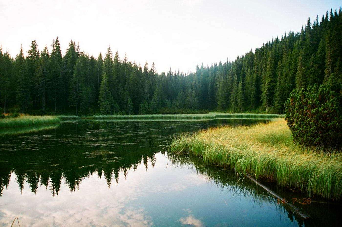 Озеро Марічейка, маршрут на гору Піп Іван Чорногірський