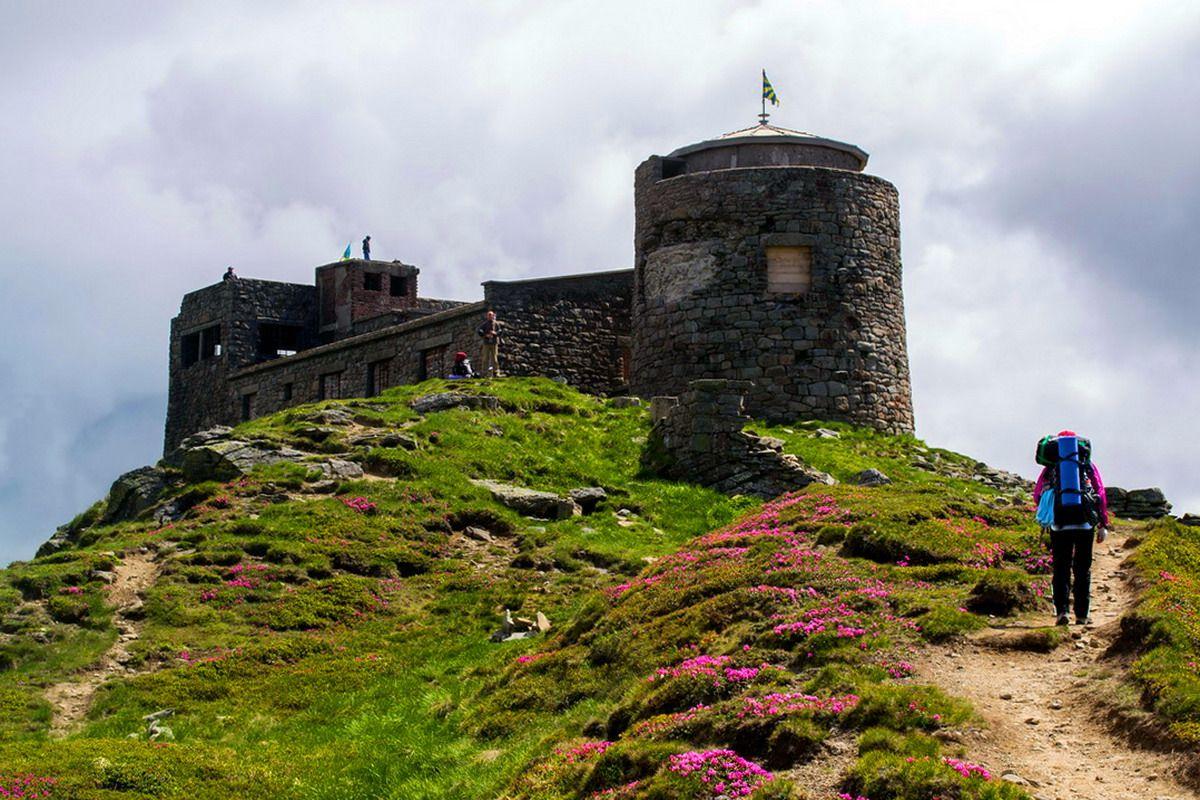 Обсерваторія, гора Піп Іван Чорногірський